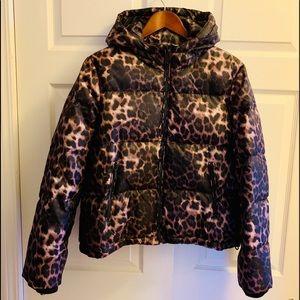 Michael Kors Down Puffer Jacket